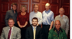 Surrey Heath Constituency Association committee 2013-4